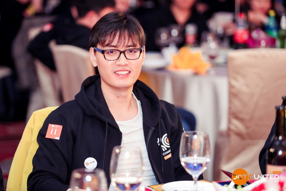 "DotC United Group 创始人 & CEO 石一 入选2019胡润""30X30""创业领袖"